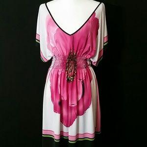 Dress, dots, size large